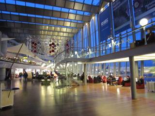 スウェーデン オーロラ紀行 2 ストックホルム アーランダ空港: Travel ...